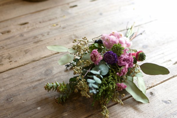 mini dry bouquet