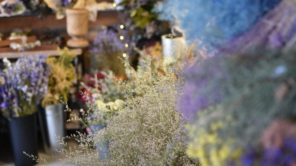 ココボタニカルのドライフラワーのイメージ写真「」